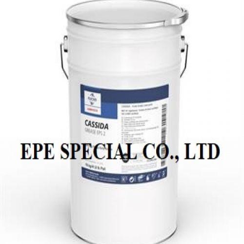 Cassida Grease EPS 2 - CX80 Mỡ bôi trơn cấp thực phẩm