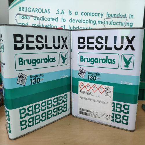 BESLUX ATOX 32 - CX80 Dầu thủy lực thực phẩm