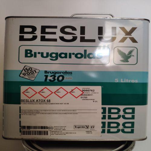 Beslux Atox 68 - CX80 Dầu thủy lực thực phẩm