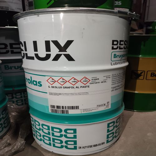 G.Beslux Grafol Al Paste - CX80 Mỡ bột nhôm chống kẹt