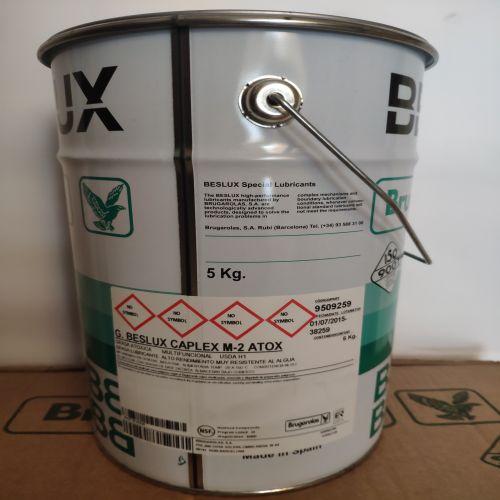 G.Beslux Caplex M 2 Atox - CX80 Mỡ Canxi cấp thực phẩm