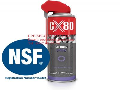 Silicon Spray - CX80 Bình xịt Silicon